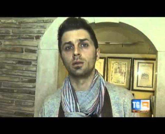 Coccopalmeri presenta l'Insolitario di Giulietta a Verona - RAI3