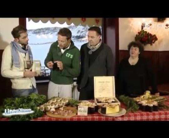 Linea bianca - Rai Uno: intervista a Franco Coccopalmeri
